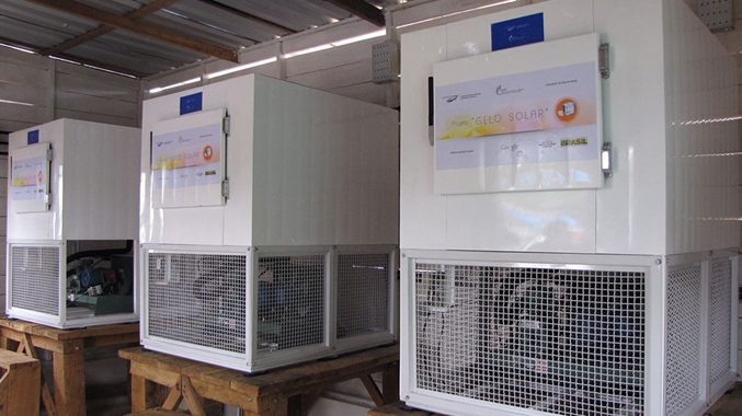 RESERVA EXTRATIVISTA RECEBE ENERGIA SOLAR NO AMAZONAS