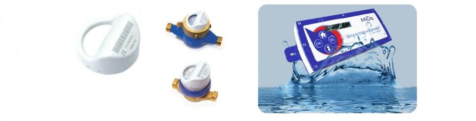 Medidores de Água