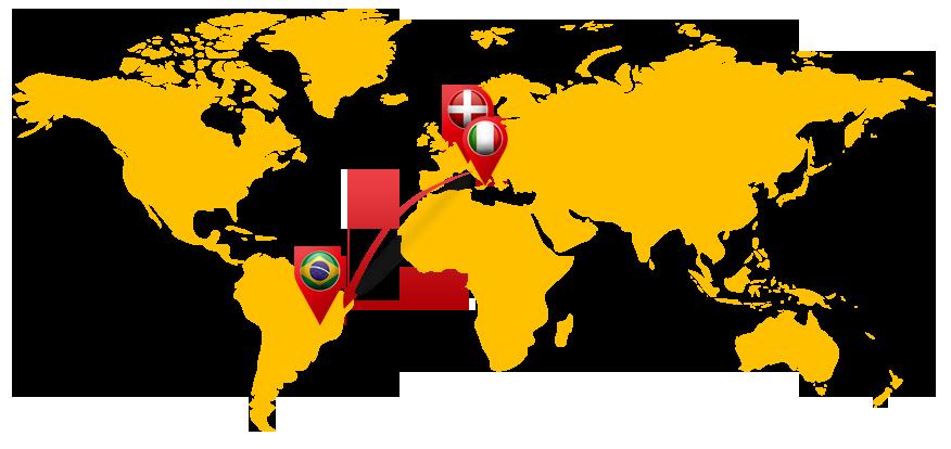 Mapa Allock
